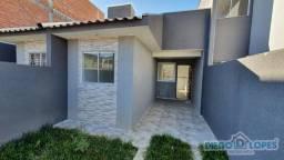 Casa à venda com 2 dormitórios em Tatuquara, Curitiba cod:522