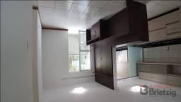 Apartamento com 2 dormitórios para alugar, 49 m² por R$ 1.300,00/mês - Costa e Silva - Joi