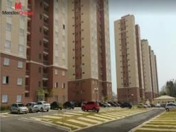 Apartamento para alugar com 2 dormitórios em Vila odim antão, Sorocaba cod:201253