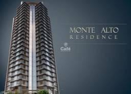 Monte Alto Residence - apartamentos com 3 dormitórios, sendo 3 suítes e 3 garagens, alto p