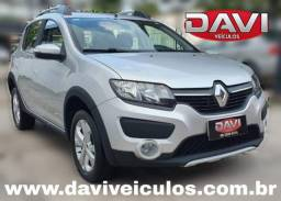 SANDERO 2017/2017 1.6 STEPWAY 8V FLEX 4P MANUAL