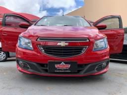 Chevrolet GM Onix LT 1.4 Vermelho