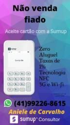 Maquininha sem aluguel Tecnologia NFC