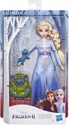 Boneca Disney Frozen Ii 2 Elsa Pabbie Salamander Original