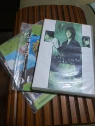Vendo dvd do Death Note + 2 dvds do Naruto Shipuden