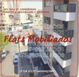 Flats Mobiliados
