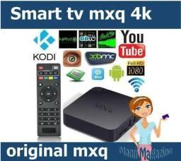 Smart tv mxq 4k pro