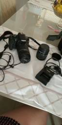 Canon EOS Rebel t5 pouco uso
