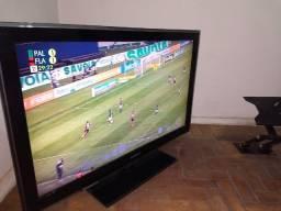 Tv Samsung 44 polegadas.