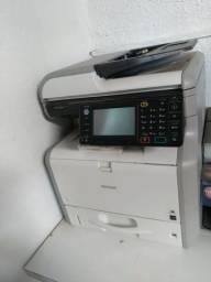 Impressora monocromática ricoh sp 4510f laser