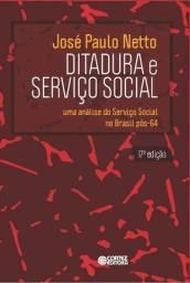 Livro: Ditadura e Serviço Social - uma análise do Serviço Social no Brasil pós-64