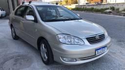 Vendo Corola XEI 2005/top de linha.