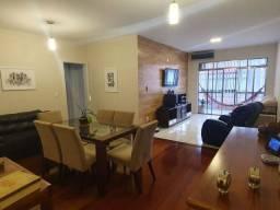 Apartamento alto padrão a venda com 3 dormitórios + dependência completa