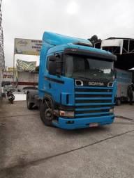 Título do anúncio: Defletor de ar Scania 124