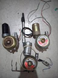3 Antenas Elétricas OLIMPUS - Carros Antigos