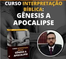 Curso online de Interpretação da Bíblia