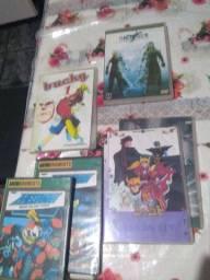 Coleção dvd animes