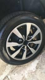 Troco rodas 15 por 17 ou 18