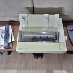 Impressora para escritório epson lx810