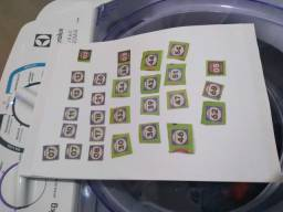 Selos diário kit quero mais