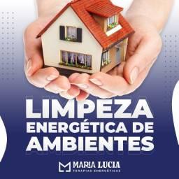Limpeza Energética de Ambientes