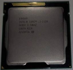 Processador i3-2120 Quad Core