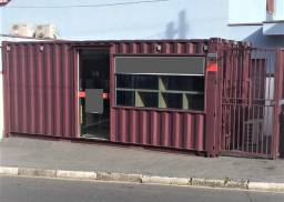 Oportunidade única: Container de 20 pés com ar condicionado.
