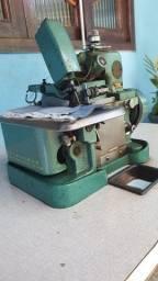 Máquina de costura overloque - Gemsy GN1 -6