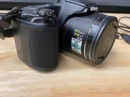 Máquina fotográfica ótima para iniciantes