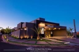 Casa nova pronta para morar - Condomínio Barcelona - Araçatuba-SP