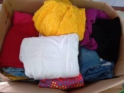 Bazar de roupas