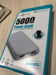 Carregador de celular portátil (power bank)