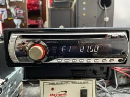 Cd radio pioneer das antigas garantia instalado na hora em seu carro