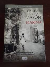 Livro - Marina - Carlos Ruiz Zafón