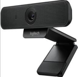 Webcam logitech c925e NOVO