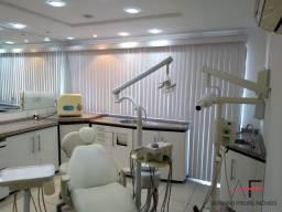 Sala odontológica mobiliada no Harmony Medical Center