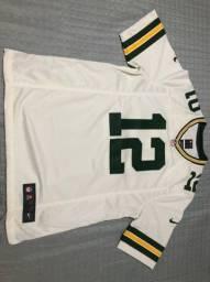 Camiseta de jogo original Green Bay Packers