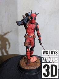 Estatua Deadpool