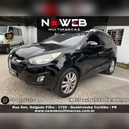 Hyundai IX35 2.0 16V FLEX 4P AUTOMATICO