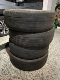 Vendo pneu usado 185/70 R14
