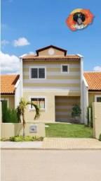 Casa 2 Dormitórios, 84,27 m²,  Smart City Laguna - São Gonçalo do Amarante/CE