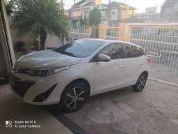 Yaris XLS Hatch Automático 2020 1.5 Baixa quilometragem