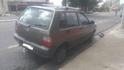 Fiat UNO Mille fire flex economy 2011/2012 4 portas IPVA 2021 pago Manual e Chave reserva