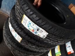 Vendo 4 pneus 235/75/15 novos 620,00 cada um.