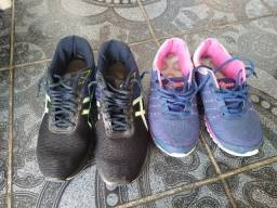 Tênis masculino n40 e feminino N38