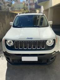 Jeep Renegade 1.8 16V Flex Longitude  Automático - 2016/ 2016