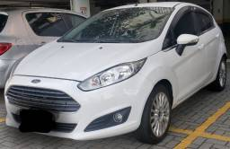 Ford fiesta 1.6 aut completo 2016