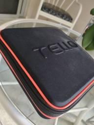 Drone Tello Kit Com Case+3 Bateria+Carregador+2 par de hélice reserva Bem Novinho!!!