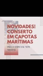 Reforma de Capota marítima