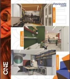 Título do anúncio: Apartamento à venda com 1 dormitórios em São sebastião, Barbacena cod:1167